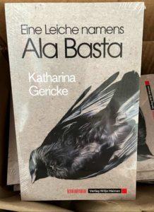 "Foto Cover Gericke ""Eine Leiche namens Ala Basta"""